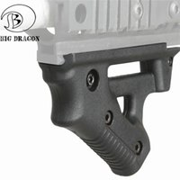 Tactical CL19 Triangl Grip Nylon Thumb Airsoft For 21mm 22mm Width Rail black Toy Gun Hunting Accessories Party