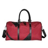 Fashion Men's Handbags Business Travel Shoulder Messenger Bag Women's Large Capacity Outdoor Luggage Bags Hn789 Duffel