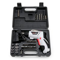 4.8V electric screwdriver rechargeable hand drill set J5TT
