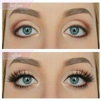 Pairs Lotus Plate False Eyelashes Mink Lashes For Eyelash Makeup Sztuczne Cils Pestanas Faux Postizas Eyes Extension Rzes P2H0