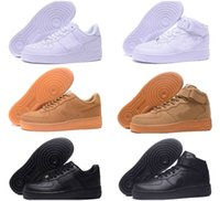 مبيعات 2020 قوات جديدة الرجال المنخفضة الجري سكيت أحذية رخيصة 2019 واحد للجنسين 1 متماسكة اليورو الهواء ارتفاع النساء جميعا أبيض أسود أحمر مدرب رياضة