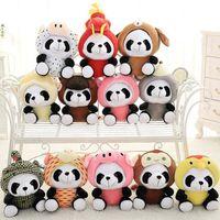 Plüschspielzeug Tier Weiche und niedliche Hundehund Kawaii Kinder Spielzeug Puppe 12 Tierkreis Andenken 20 cm