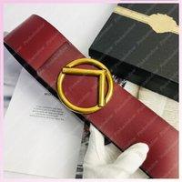 Moda Kadınlar Kemer Hakiki Deri Bayan Kemer Genişliği 7 cm Erkek Kemerleri Lüks Tasarımcı Kemerler Pürüzsüz Toka V F Cintura Ceinture P2108053L