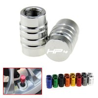 Motorcycle Mirrors Wheel Tire Valve Caps CNC Aluminum Airtight Covers For HP4 Accessories Parts
