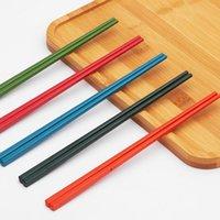 Красочные меламиновые палочки для еды китайский отель ресторан специальный экологически чистый кухолок кухонная посуда DHB8176