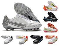 2022 TIEMPO LEGEND IX 8 Elite SE FG Futebol Soccer Shoes Focus Motivação Rawdacious Black Pack 9S 9s Mens Baixo Ankle Boots Cleats US6.5-11