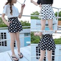 Shorts Kids For Girls Black White Dot Children Denim Short Pants Fashion Jeans Summer Casual 7 9 10 12 14Year