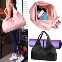 Yoga Mat Bag Gym Fitness Bags For Women Men Training Sac De ...