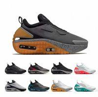 Adapter Auto Max Hommes Femmes Chaussures de course AirSmaxs Jetstream Triple Triple Blanc Blanc Anthracite Anthracite Anthracite Baskets pour hommes SP21M9 #