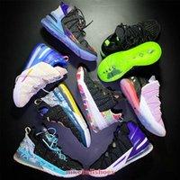 Mens Lebrons LBJ 18 XVIII EP Los Angeles La By Day Night Empire Jade Melon Tint Tint Scarpe da basket in vendita Womens Kids Sneakers Store