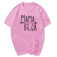 Factory Marque T-shirt Zsibo Creative Nouveau Coton pur Coton Pure Hommes Femmes - Chemises, European American Mode Mama-Bear Shark's F 6fn6