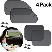 Car Sunshade Covers Cover Universal Windscreen Folding Visor Reflector Windshield Auto Side Window Sun Shade Cover Protector