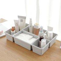 Plastic Underwear Bra Storage Box Household Sub-Format