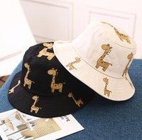 Primavera y otoño sombrero delgado bebé pescador de verano protección sol puro algodón