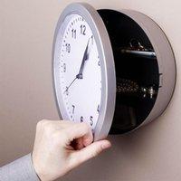 Wall Clocks Selling Hanging Clock Creative Retro Decorative Storage Insurance Jewlery Box Home Living Room Cool