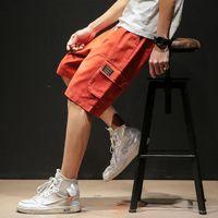 Mens Summer Nouveau Shorts Style Style Plus Taille Taille Japonais Style Japonais Hop Hop Workwear Casual Shorts Homme Shorts