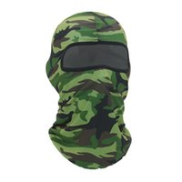 Cycling Caps & Masks Camping Hiking Scarves Outdoor Ski Bike Motorcycle Balaclava Lycra Full Face Mask Neck Thin Multi Function Bandanas