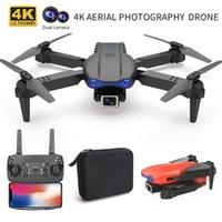 Haute qualité K3 Drone 4K HD Grand-angle Dual-Angle Caméra 1080P WiFi Hauteur de positionnement visuel Continuer à suivre des drones