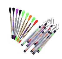 Titanyum Aracı DAB Aracı Kuru Herb Buharlaştırıcı Renkli Araçlar C Için C Dabber Balmumu Atomizer Buharlı Pen Kiti