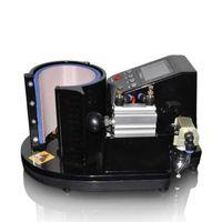 Heat Transfer Machines 11oz pneumatic heat press mug automatic sublimation printing machine with large Liquid Crystal Control Panel J8QJ
