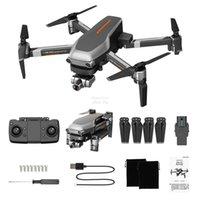 L109 Pro 4K Camera 5G Wifi بدون طيار، UAV ذكي، 2 محور Gimbal المضادة للاهتزاز، محرك فرش، موقف التدفق البصري GPS، ذكية تتبع، مقابل SG906PRO F11، 2-2