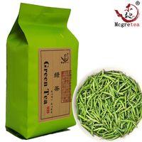 100g 2021 Haute Quiehe chinois Tehe Green Tea Fresh Naturel Naturel QUE Shetea Greenfood Soins de santé