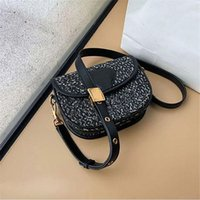 "GG""LV""Louis…Bag Vitton""YSL… 2ujz Crossbody Letter Women Luxurys Black Genuine Quality Mini Bag Designers Top H Moxn"