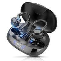 Earphone Headphones W1 Chip TWS Rename GPS Strong bass Bluetooth Headset Wireless Charging Earbuds Call phones