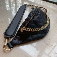 مصمم الأزياء fannypack محفظة المرأة الخصر حقيبة crossbody حقيبة للنساء رجل بومباغ محفظة فاني حزمة حقائب الخصر انخفاض الشحن