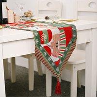 Kerst Tafel Runner Xmas Tafelkleed Extra Lange Tablerunner Diner Party Vakantie Huwelijk Verjaardagsdecoratie