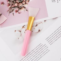Makeup Brushes Facial Mud Mask Special Beauty Brush Silicone Soft Hair Applicator
