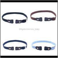 أحزمة شهية الديكوراتز حزام الجينز غير مرئية لا تتبع مشبك متعدد الاستخدامات الديكور قابل للتعديل حزام المرأة أزياء الاتجاه سينت
