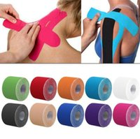 Ellbogen-Knie-Pads ZXZ Athletic Kinesiology Tape Sport Taping Umreifung Gute Qualität Fußball Muskelstrappin
