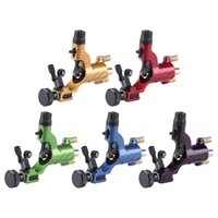 est Dragonfly RCA Style Rotary Motor Tattoo Gun Machine Liner Shader Wholesale 6color. 210915