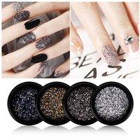 Nail Art Kits 2021 Stone 1.2mm 1200pcs Chain 50cm Crystal Mini Glass Micro Rhinestone Decoration