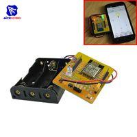 Integrerade kretsar ESP8266 ESP-12E seriell WiFi Industriell stabil version En fullständig testkort IO leder till Arduino Smart Home Improvement
