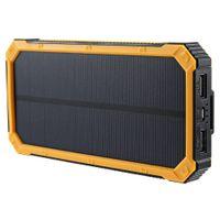 Yüksekliği Kaliteli Tollcuudda 20000 mAh Güneş Powerbank LG Telefon Güç Bankası Şarj Pil Taşınabilir Mobil Poerv Bank Powerbank FedEx