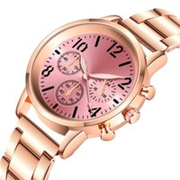 Wristwatches Multifunction Luminous Watch Wrist Watches For Women Ladies Luxury Womens Casual Dress