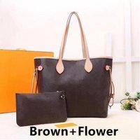 2021 Frauen Luxurys Designer Taschen Frauen Crossbody Bag Echte Handtaschen Geldbörsen Lady Tote Münze Handtasche M40156AA