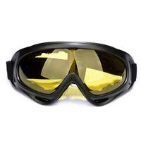 Occhiali da sole da moto Motocross Goggles antipolvere antipolco antipasto occhiali ATV Off Road Bike Eyewear Ski Anti-UV