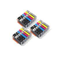 Cartuccia d'inchiostro compatibile PGI-270BK CLI-271 Completo per Canon Pixma MG7720 Cartucce per stampanti