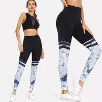 Mulheres ginásio ginásio leggings yoga calças esportes roupas stretchy cintura alta atlético exercício fitness leggings activewear pantssoccer jersey