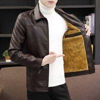 Молодые мужчины Herfst и зима новая тенденция плюс кашмир касако Masculino мода теплые толстые плюше изучать jasjxukw0lu