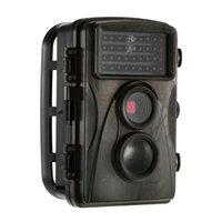 كاميرا الصيد 1080P HD المهنية الحياة البرية تريل dv الأشعة تحت الحمراء للرؤية الليلية كشف الحركة الأمن مراقبة كاميرات كاميرات الفيديو