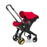 Strollers# 4In1 Car Seat Stroller Born Baby Carriage Bassinet Wagen Portable Travel System With