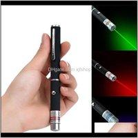 Nuovo puntatore laser ad alta potenza verde blu rosso punto laser luce penna leggera potente focale laser vista caccia insegnare allenamento jllwev ok6yt ht9qm