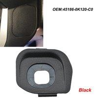 غطاء غبار عجلة القيادة (أسود) 45186-0K120-C0 مفتاح التحكم في التطواف لتويوتا هايلكس Fortuner SR5 M70 M80 2009-2015