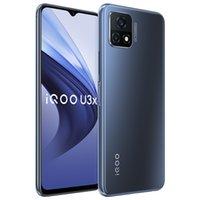 "Original vivo iqoo u3x 5g Handy 4 GB RAM 128 GB ROM Snapdragon 480 Octa Core Android 6.58 ""LCD Full Screen 13MP otg 5000mAh Fingerprint ID FACE WACK SMART Handy"