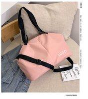One Shoulder Messenger Oxford cloth hand held women's short distance simple bag Yoga Bag