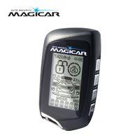 M905F Magicar Araba Alarm Sistemi İki Yönlü LCD Uzaktan Starter